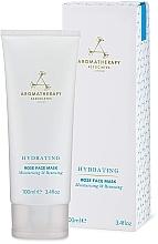 Perfumería y cosmética Mascarilla facial hidratante con agua de rosa y aloe vera - Aromatherapy Associates Hydrating Rose Face Mask