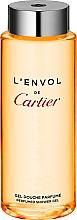 Perfumería y cosmética Cartier L'Envol de Cartier Shower Gel - Gel de ducha perfumado
