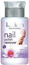 Perfumería y cosmética Quitaesmalte sin acetona con lirio de agua ideal también para uñas artificiales - Lilien Nail Polish Remover