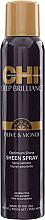 Perfumería y cosmética Spray para brillo de cabello con aceite de oliva y monoi sin parabenos - CHI Deep Brilliance Olive & Monoi Optimum Shine Sheen Spray