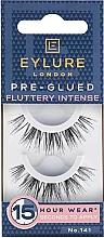 Perfumería y cosmética Pestañas postizas - Eylure Pre-Glued Fluttery Light No.141