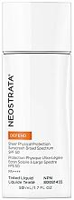 Perfumería y cosmética Crema protectora solar con zinc y vitamina E, SPF 50 - Neostrata Defend Sheer Physical Protector SPF 50
