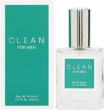 Perfumería y cosmética Clean For Men - Eau de toilette