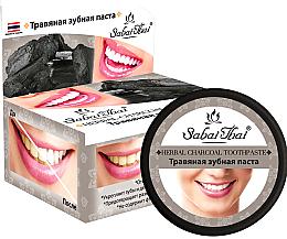 Perfumería y cosmética Pasta dental con carbón vegetal - Sabai Thai Herbal Charcoal Toothpaste