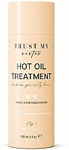Perfumería y cosmética Aceite de cabello de porosidad media con aceites de aguacate y macadamia - Trust My Sister Medium Porosity Hair Hot Oil Treatment