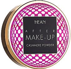 Perfumería y cosmética Polvo facial compacto - Hean After Makeup-up Cashmere Compact Powder