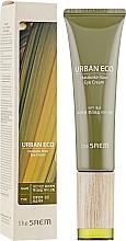Perfumería y cosmética Crema contorno de ojos con extracto de hoja de harakake y caléndula - The Saem Urban Eco Harakeke Root Eye Cream Tube Type