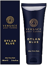 Perfumería y cosmética Versace Pour Homme Dylan Blue - Bálsamo aftershave