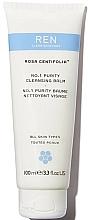 Perfumería y cosmética Bálsamo de limpieza facial purificante con extracto de rosa centifolia - REN Rosa Centifolia No.1 Purity Cleansing Balm