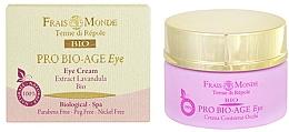 Perfumería y cosmética Crema contorno de ojos con extractos de lavanda & algas - Frais Monde Pro Bio-Age Eye Cream