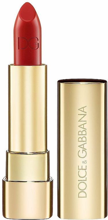 Barra de labios cremosa - Dolce & Gabbana Classic Cream Lipstick — imagen N1