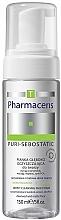 Perfumería y cosmética Espuma facial limpiadora con extractos de tamarindo y bardana - Pharmaceris T Puri-Sebostatic Deeply Cleansing Foam