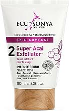 Perfumería y cosmética Exfoliante facial con extracto de acai orgánico - Eco by Sonya Super Acai Exfoliator