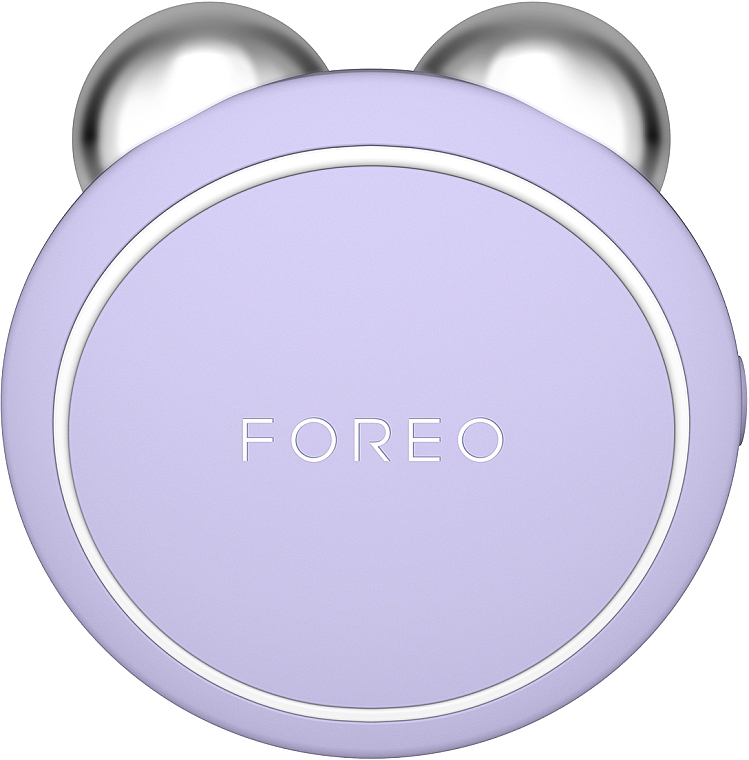 Tratamiento facial de microcorrientes reafirmante, lila - Foreo Bear Mini Lavender