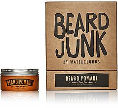 Perfumería y cosmética Pomada para barba, fijación flexible - Waterclouds Beard Junk Beard Pomade