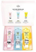 Perfumería y cosmética Village 11 Factory Sun Care Special Kit - Set cremas de protección solar para cuerpo (fluido/25ml+ crema/25ml + crema/25ml)