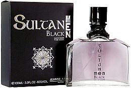 Perfumería y cosmética Jeanne Arthes Sultan Black - Eau de toilette