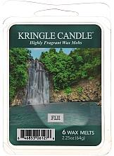 Perfumería y cosmética Cera para lámpara aromática con aroma a orquídea de agua & cocos verdes - Country Candle Fiji Wax Melts