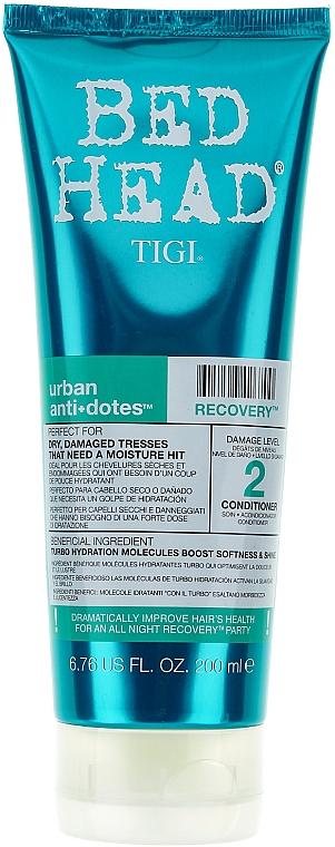 Acondicionador hidratante con ácido láctico - Tigi Tigi Bed Head Urban Anti+dotes Recovery Conditioner — imagen N2