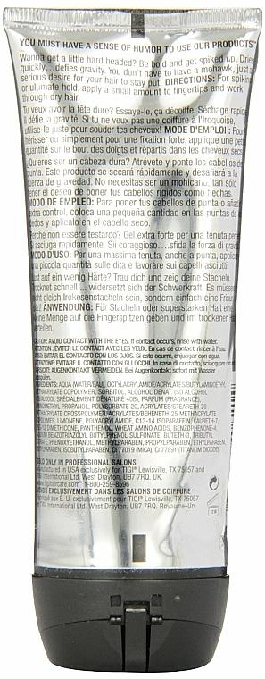 Gel de fijación extra fuerte - Tigi Bed Head Hard Head Mohawk Gel — imagen N2