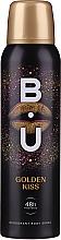 Perfumería y cosmética B.U. Golden Kiss Deodorant Body Spray 48H Freshness - Desodorante spray