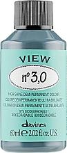 Perfumería y cosmética Coloración para cabello demipermanente ultrabrillante - Davines View