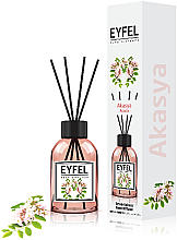 Perfumería y cosmética Ambientador Mikado con aroma a acacia - Eyfel Perfume Reed Diffuser Acacia