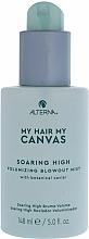 Perfumería y cosmética Bruma voluminizadora de cabello con caviar botánico - Alterna My Hair My Canvas Soaring High Volumizing Blowout Mist