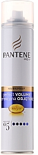 Perfumería y cosmética Laca voluminizadora antipolución con ácido cítrico, fijación flexible extra fuerte - Pantene Pro-V Volumen Pur Hair Spray