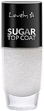 Perfumería y cosmética Top coat - Lovely Sugar Top Coat