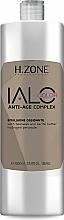 Perfumería y cosmética Emulsión oxidante profesional con manteca de karité, 20 vol. 6% - H.Zone Ialo Oxy