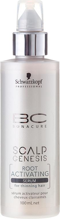 Sérum activador de raíces con extracto de equinácea - Schwarzkopf Professional BC Bonacure Scalp Genesis Root Activating Serum — imagen N2