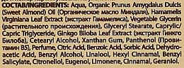 Crema de manos con aceite de almendras orgánica - ECO Laboratorie Hand Cream — imagen N4