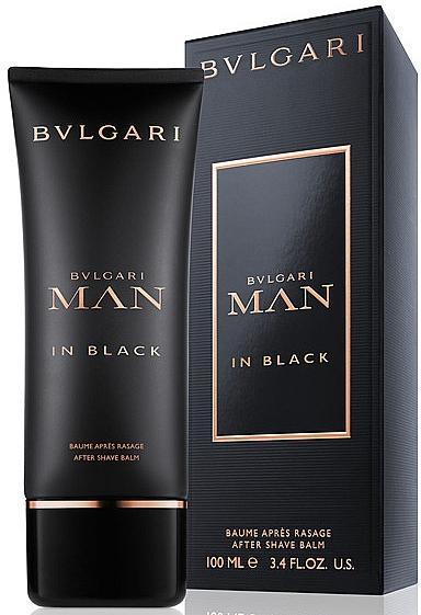 Bvlgari Man In Black - Bálsamo aftershave