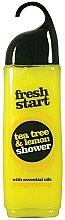 Perfumería y cosmética Gel de ducha con aceite de árbol de té y extracto de limón - Xpel Marketing Ltd Fresh Start Shower Gel Tea Tree & Lemon