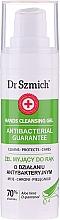 Perfumería y cosmética Gel antibaceteriano de manos con aloe vera - Dr. Szmich Antibacterial Guarantee Hands Cleansing Gel