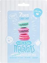 Perfumería y cosmética Mascarilla facial de tejido con aroma a yogur de mora - 7 Days Candy Shop