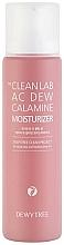Perfumería y cosmética Crema facial con extracto de verdolaga y pino japonés - Dewytree The Clean Lab AC Dew Calamine Moisturizer