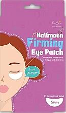 Perfumería y cosmética Parches reafirmantes para contorno de ojos con extracto de papaya - Cettua Halfmoon Firming Eye Patch