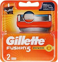 Perfumería y cosmética Recambios de cuchillas, 2uds - Gillette Fusion Power