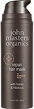 Perfumería y cosmética Mascarilla para cabello con miel e hibisco - John Masters Organics Honey & Hibiscus Mask