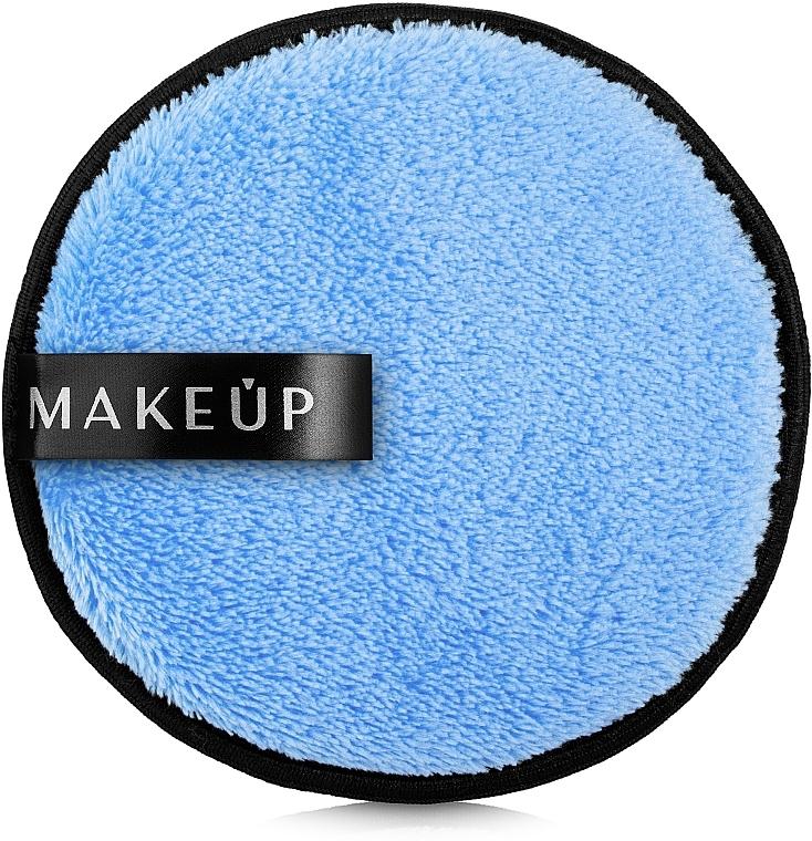 """Esponja limpiadora facial azul """"My Cookie"""" - MakeUp Makeup Cleansing Sponge Blue"""