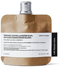 Perfumería y cosmética Crema de manos con agua orgánica de centella asiática - Toun28 Hand Cream For Working Hands H2