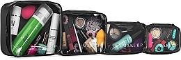 Perfumería y cosmética Set de neceseres cosméticos, 4uds. (sin contenido) - MakeUp Proffesional