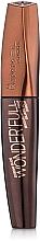Perfumería y cosmética Máscara de pestañas con aceite de argán - Rimmel WonderFull With Argan Oil Extreme Black Mascara