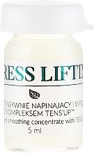 Concentrado facial hidratante con colágeno, ácido hialurónico, ceramidas y aceite de macadamia - APIS Professional Concentrate Ampule Ten's Up — imagen N2