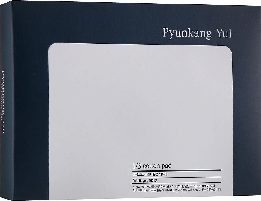 Almohadillas faciales hidratantes - Pyunkang Yul 1/3 Cotton Pad