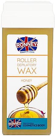 Cartucho de cera depilatoria, miel - Ronney Wax Cartridge Honey