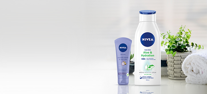 Rebajas hasta el 20% en productos promocionales Nivea. Los precios indicados tienen el descuento aplicado