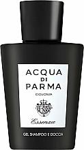 Perfumería y cosmética Acqua Di Parma Colonia Essenza - Champú y gel de ducha 2en1